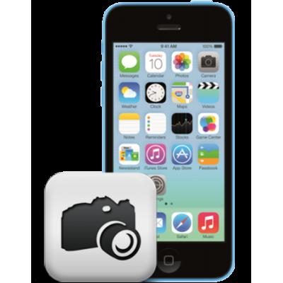 Ремонт фронтальной (передней) камеры iPhone 5C