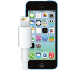Замена порта зарядки iPhone 5C
