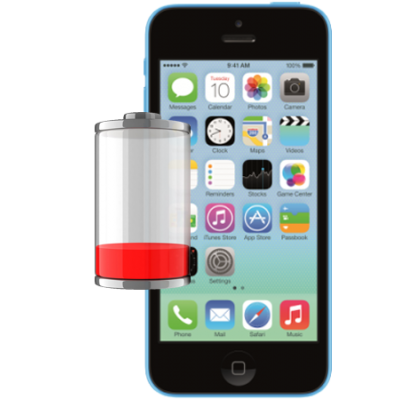 Замена аккумулятора iPhone 5C