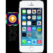 Обновление прошивки iPhone SE