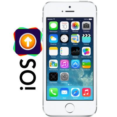 Обновление прошивки iPhone 5S