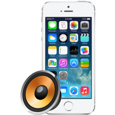 Ремонт слухового динамика iPhone SE