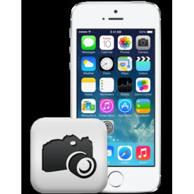 Ремонт основной (задней) камеры iPhone 5S