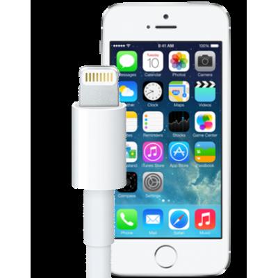 Замена разъема (порта) зарядки iPhone 5S