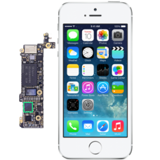 Замена материнской платы iPhone SE