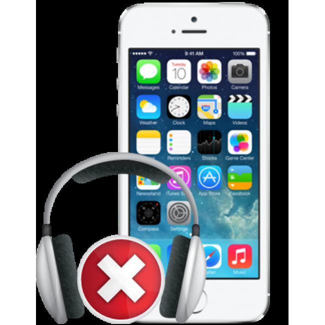 Ремонт наушников iphone 5s