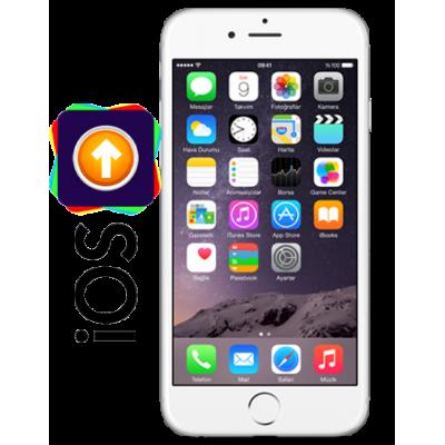 Обновление прошивки iPhone 6S Plus