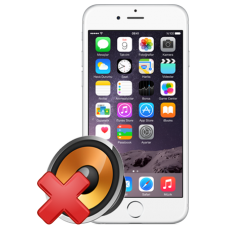 Ремонт аудиокодека iPhone 6S Plus