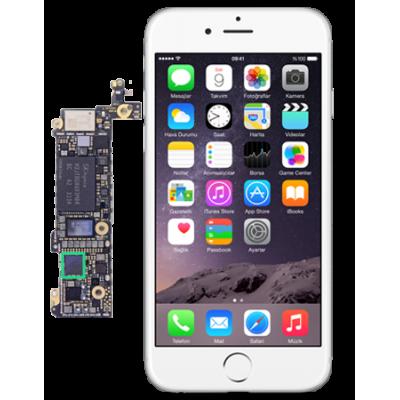 Замена материнской платы iPhone 6 Plus