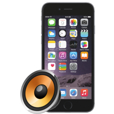 Ремонт слухового динамика iPhone 6S