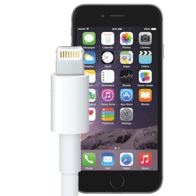 Замена порта зарядки iPhone 8