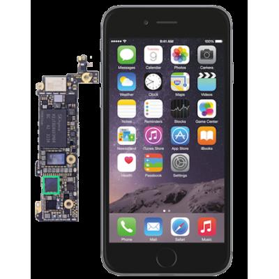 Замена материнской платы iPhone 6S