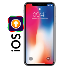 Обновление прошивки iPhone X
