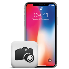 Ремонт основной (задней) камеры iPhone X