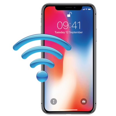 Ремонт Wi-Fi iPhone X