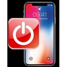 Замена кнопки POWER iPhone X