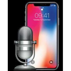 Замена микрофона iPhone X