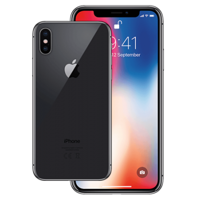 Замена корпуса (задней крышки) iPhone X
