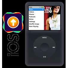 Обновление прошивки iPod classic