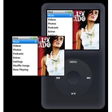 Замена дисплея iPod classic