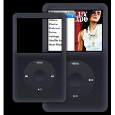 Замена корпуса (задней крышки) iPod classic