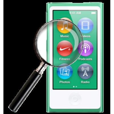 Диагностика iPod nano