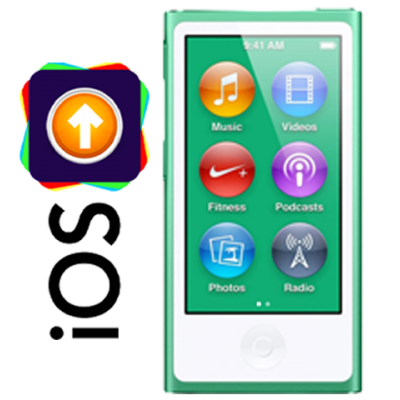 Обновление прошивки iPod nano
