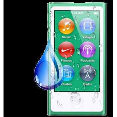 Ремонт и восстановление iPod nano после контакта с водой