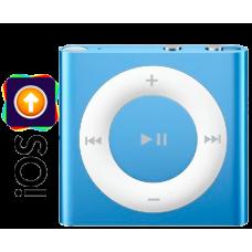 Обновление прошивки iPod shuffle