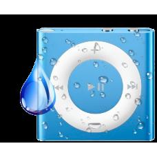 Ремонт и восстановление iPod shuffle после контакта с водой
