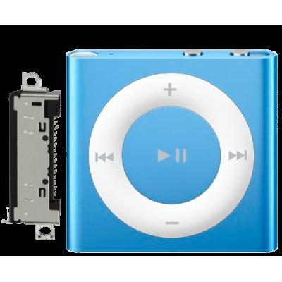 Ремонт коннектора iPod shuffle