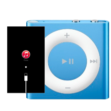 Восстановление iPod shuffle c после системного сбоя