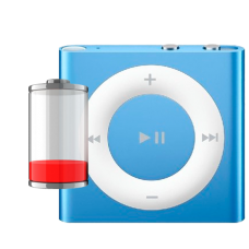 Замена аккумулятора iPod shuffle