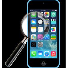 Диагностика iPod touch