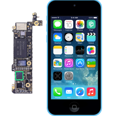 Замена материнской платы iPod touch