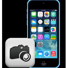 Ремонт фронтальной (передней) камеры iPod touch