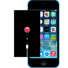 Восстановление iPod touch после системного сбоя